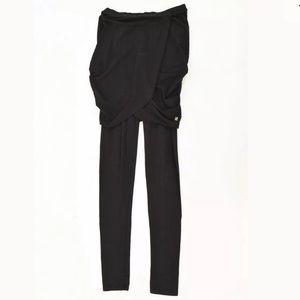 Tt Collection ruched skirt leggings
